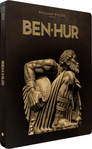 Ben Hur - Zavvi Exclusive Limited Edition Steelbook (Limited to 1000 Copies)