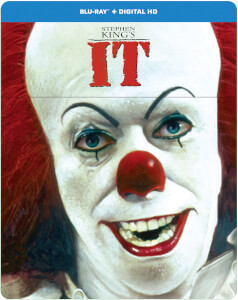 Stephen King's It - Zavvi Exclusive Limited Edition Steelbook