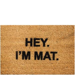 Hey I'm Mat Doormat