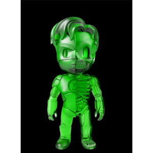 DC Comics XXRAY Figure Green Lantern Clear Green Edition 10 cm
