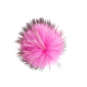 BKLYN Women's Pom Pom - Hot Pink