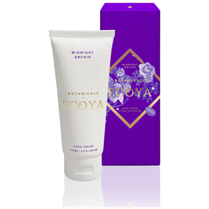 ECOYA Botanicals Evolution Midnight Orchid Hand Cream