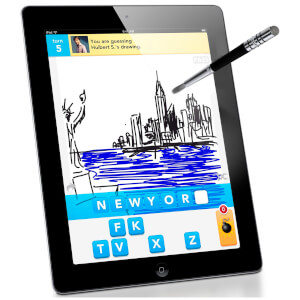 Touch Screen Paintbrush
