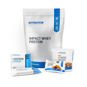 Pakiet Czekoladowy Myprotein