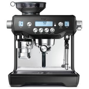 Sage by Heston Blumenthal BES980BSUK The Oracle Coffee Machine - Black
