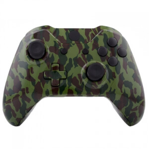 Xbox One Custom Controller - Army Camouflage