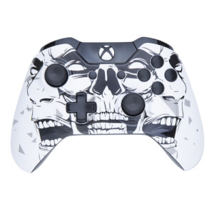 Xbox One Custom Controller - The Rage Edition