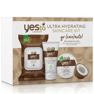 yes to Coconut Ultra Hydrating Skincare Kit