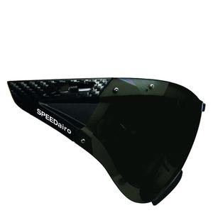 Casco Speedairo/Speedster Visor - Black