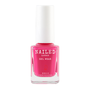 Nailed London with Rosie Fortescue Nail Polish 10ml - Rosie Cheeks