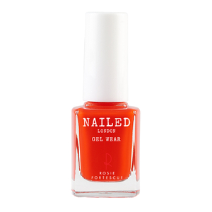 Nailed London with Rosie Fortescue Nail Polish 10ml - Red Carpet