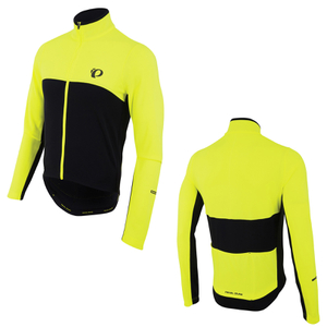 Pearl Izumi Select Thermal Jersey - Screaming Yellow/Black