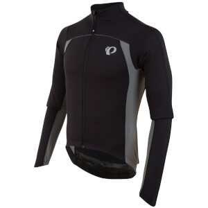 Pearl Izumi Pro Pursuit Thermal Jersey - Black/Black