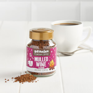 Beanies Mulled Wine Flavour Instant Coffee