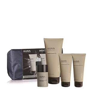 AHAVA Men's Energizing Minerals Christmas Kit 2016