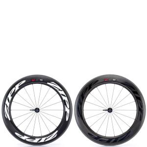 Zipp 808 Firecrest Carbon Clincher Front Wheel