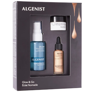 ALGENIST Glow and Go Kit (Worth £64)