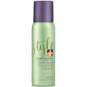 Pureology Clean Volume Weightless Mousse 238g