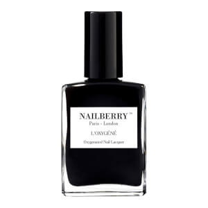 Nailberry L'Oxygene Nail Lacquer Black Berry