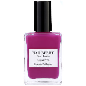 Nailberry L'Oxygene Hollywood Rose Nail Lacquer 15ml