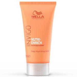 Wella Professionals INVIGO Nutri-Enrich Mask 30ml (Free Gift)