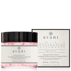 Avant Skincare Damascan Rose Petals Antioxidising & Retexturing Treatment Mask