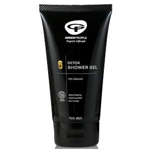Green People No. 6 Detox Shower Gel 150ml