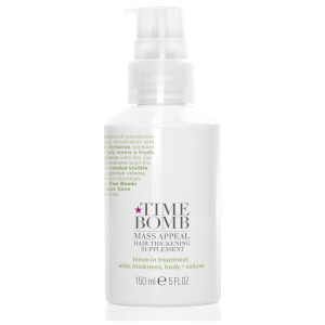 Time Bomb Mass Appeal Hair Thickening Supplement 150ml