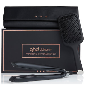ghd Platinum+ with Paddle Brush, Box and Heat-Resistant Bag (Worth £233.00)