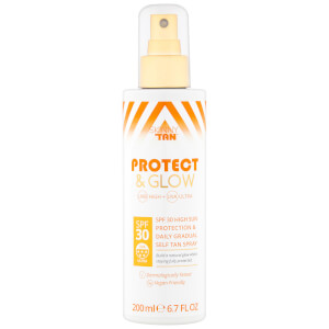 Skinny Tan Protect & Glow Milk Spray SPF30 200ml