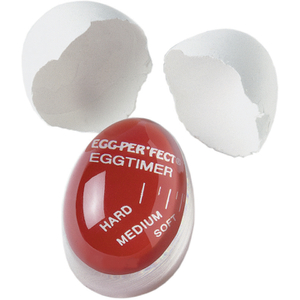 Eddingtons Egg Perfect Colour Changing Egg Timer - Red