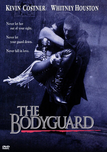 BODYGUARD, THE (WIDE SCREEN) DVD