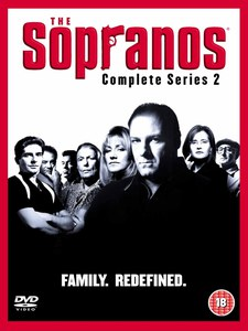 The Sopranos - Complete Series 2 Box Set