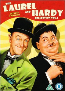 Laurel And Hardy - Great Guns/Jitterbug/The Big Noise