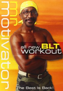 Mr. Motivator - All New BLT Workout