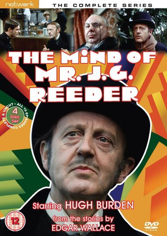 The Mind Of Mr JG Reeder