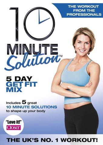 10 Minute Solution 5 Day Get Fit Mix