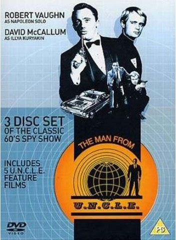 Man From U.N.C.L.E. Box Set