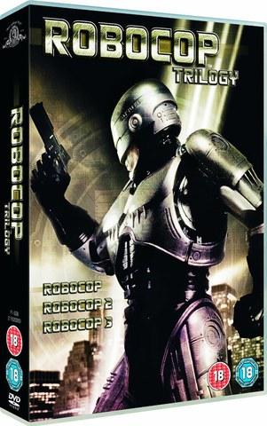 Robocop - Red Tag Box Set