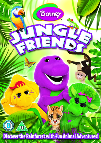 Barney - Jungle Friends