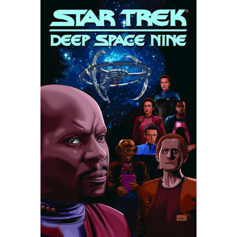 Star Trek: Deep Space Nine Fools Gold Graphic Novel