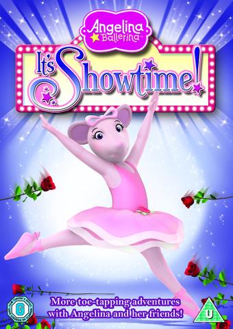 Angelina Ballerina: Its Showtime!