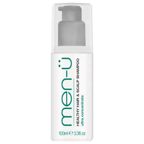 men-ü Healthy Hair and Scalp Shampoo (100ml)