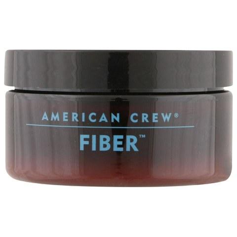 American Crew Fiber cire tenue forte et brillance faible 85gm