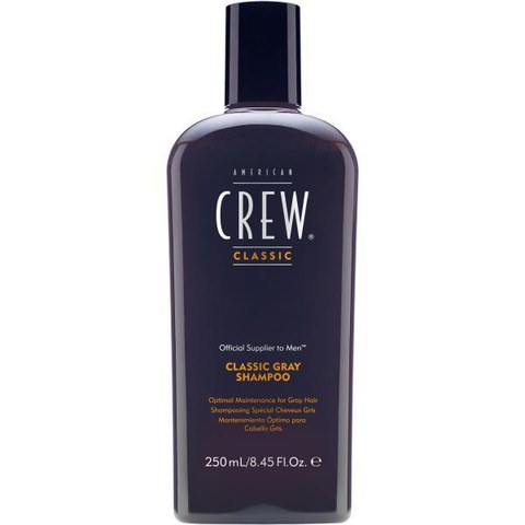 Shampooing cheveux gris American Crew 250ml