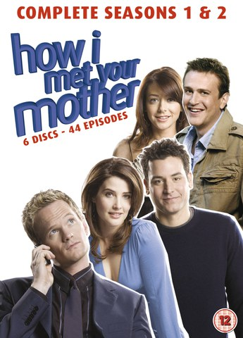 How I Met Your Mother - Season 1-2 Box Set