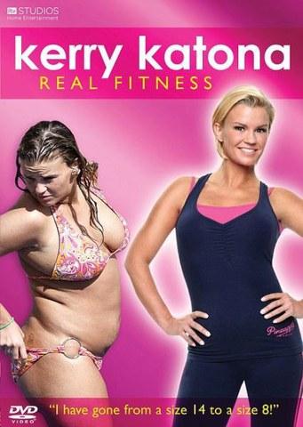 Kerry Katona: Real Fitness