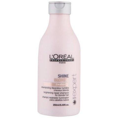 LOreal Serie Expert Shine Blonde Shampoo (Blondpflege)