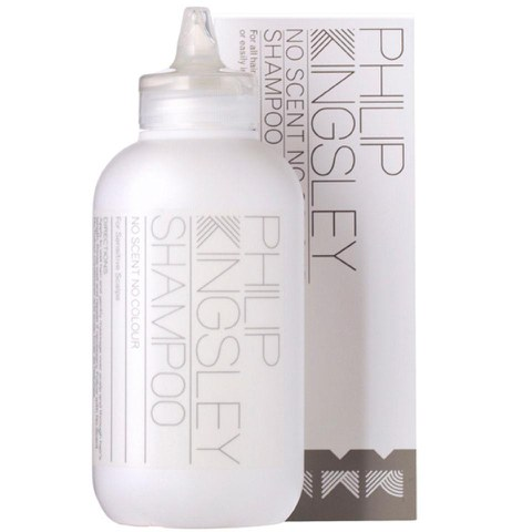 Shampoing cuir chevelu sensible Philip Kingsley No Scent No Colour 250ml