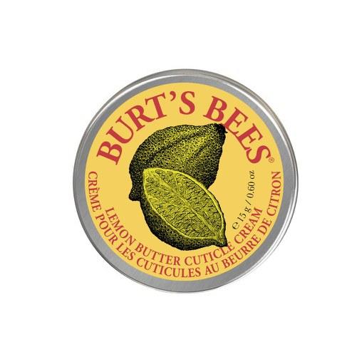 Crema para las cutículas a la manteca de limón Burts Bees